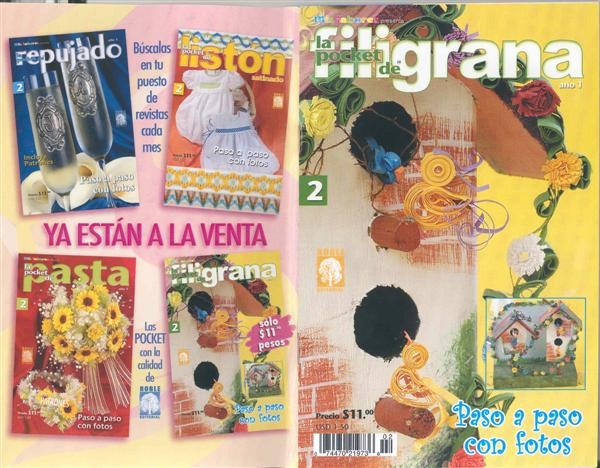 La Pocket De Filigrana nº 02