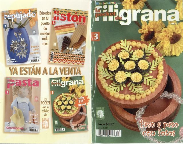 La Pocket De Filigrana nº 03