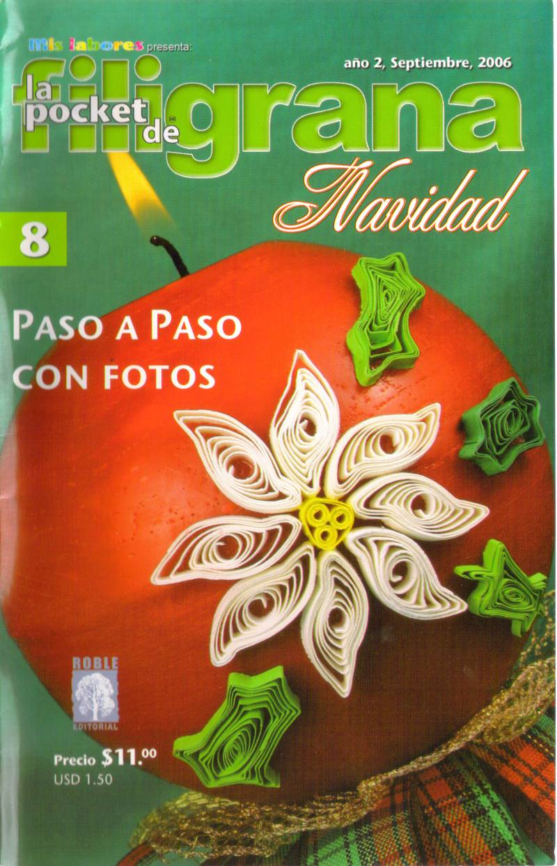 La Pocket De Filigrana nº 08