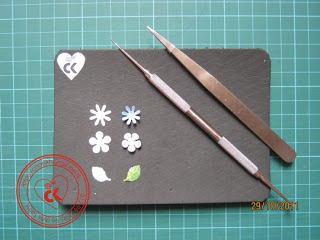 Paper blossom toolkit bộ